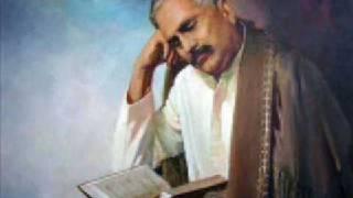 Allamah Sir Dr. Muhammad Iqbal - La Phir Ik Bar Whohee Bada o Jam, Ae Saqi !  - Recitation