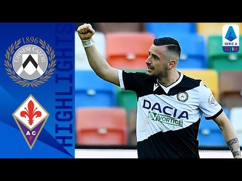 Udinese 1-0 Fiorentina | Decide Nestorovski su assist di De Paul | Serie A TIM
