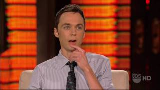 Jim Parsons On Lopez Tonight