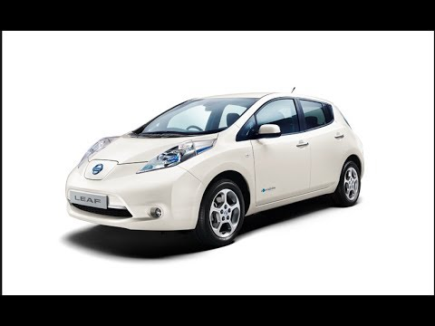 how many real ev miles can the 2015 nissan leaf 24kh go on one charge in hot weather youtube. Black Bedroom Furniture Sets. Home Design Ideas