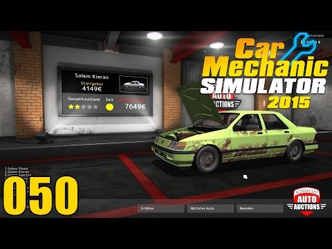 Car Mechanic Simulator 2015 | #050 | Autos kaufen! [FullHD|German]