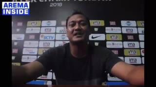 RIP Achmad Kurniawan Kiper Arema Cronus FC