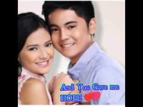 Because Of You by Miguel Tanfelix Lyrics