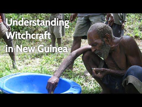 The Art of Seeing: Understanding Witchcraft in New Guinea