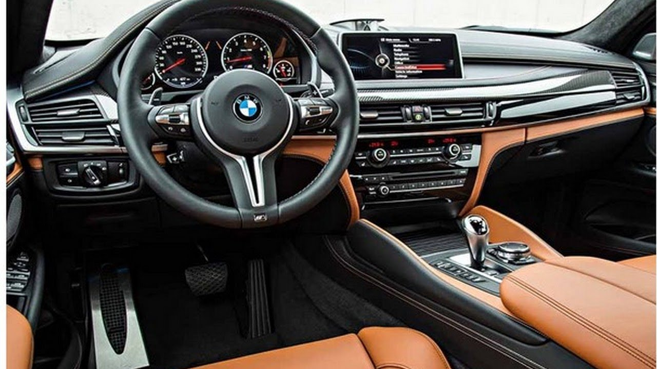 Hot News 2017 Bmw X6 Interior