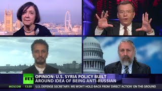 CrossTalk: Syrian Turning Point?