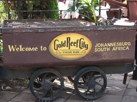 Gold Reef City, Johannesburg✔