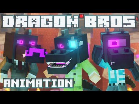Dragon Bros Animation