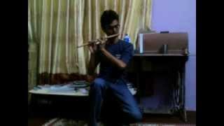 ek ladki ko dekha toh flute cover