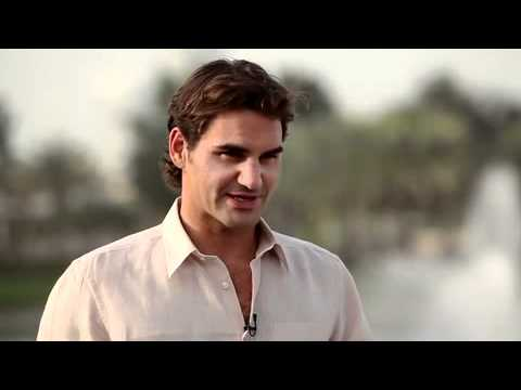 "Roger Federer: ""I Love to Prove Myself Day After Day"""