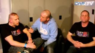 Day Of Thunder: Ralf Stege Und Axel Bösselmann Im Interview Bei GnP-TV