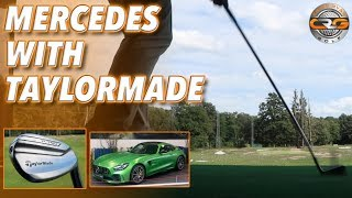 MY TRIP TO MERCEDES WITH TAYLORMADE