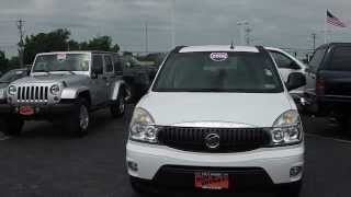 2006 Buick Rendezvous SUV White for sale Dayton Troy Piqua Sidney Ohio - CP13555T