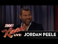 Jordan Peele's Movie Trailer Scared Jimmy Kimmel