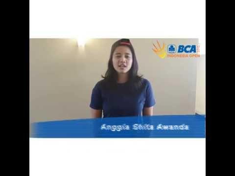 Anggia Shitta Awanda For BCA Indonesia open 2015