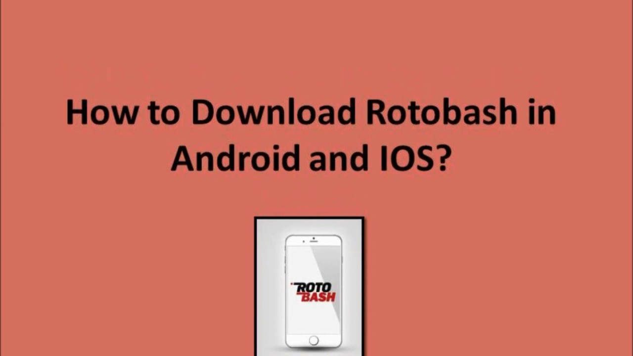 How to Download Rotobash Fantasy Cricket App for Android and