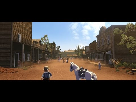 LEGO Dimensions 100% Walkthrough Part 6 Once Upon A Time Machine In The West