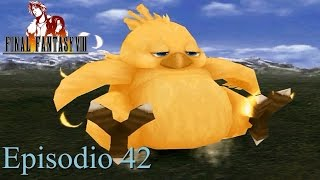 Final Fantasy VIII - Episodio 42: El mundo de los chocobos