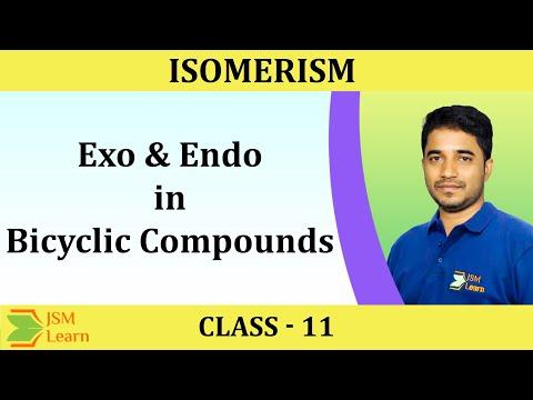Exo & Endo in Bicyclic Compounds