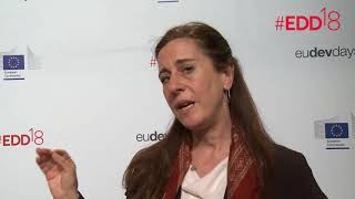 EDD18 - Buzz - Randi Davis - Putting Women and Girls at the Heart of Conservation and Climate Action thumbnail