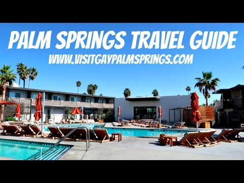 PALM SPRINGS TRAVEL GUIDE | Vlog FT. My Girlfriend