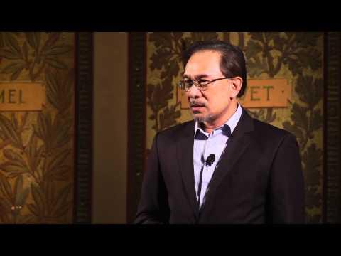 My trials and tribulations | Anwar Ibrahim | TEDxGeorgetown