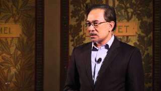 My trials and tribulations | Anwar Ibrahim | TEDxGeorgetown