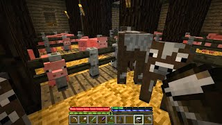 Minecraft TerraFirmaCraft #26: Garden Shack