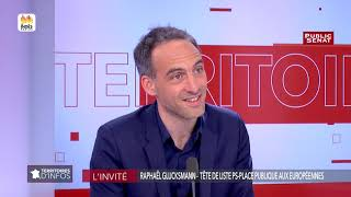 Best Of Territoires d'Infos d'Invités : Raphaël Glucksmann (18/04/19)