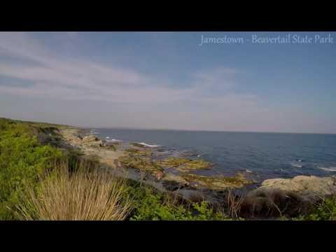 Timelapses of Rhode Island