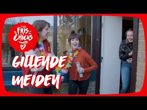 SUPERFANS MET STYL(ES)! - FrisChicks #6