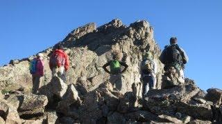 Wetterhorn Peak Hike