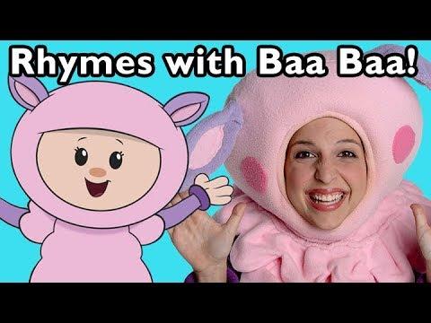 Baa Baa Baa Sheep and More | Learn Nursery Rhymes | Baby Songs from Mother Goose Club!