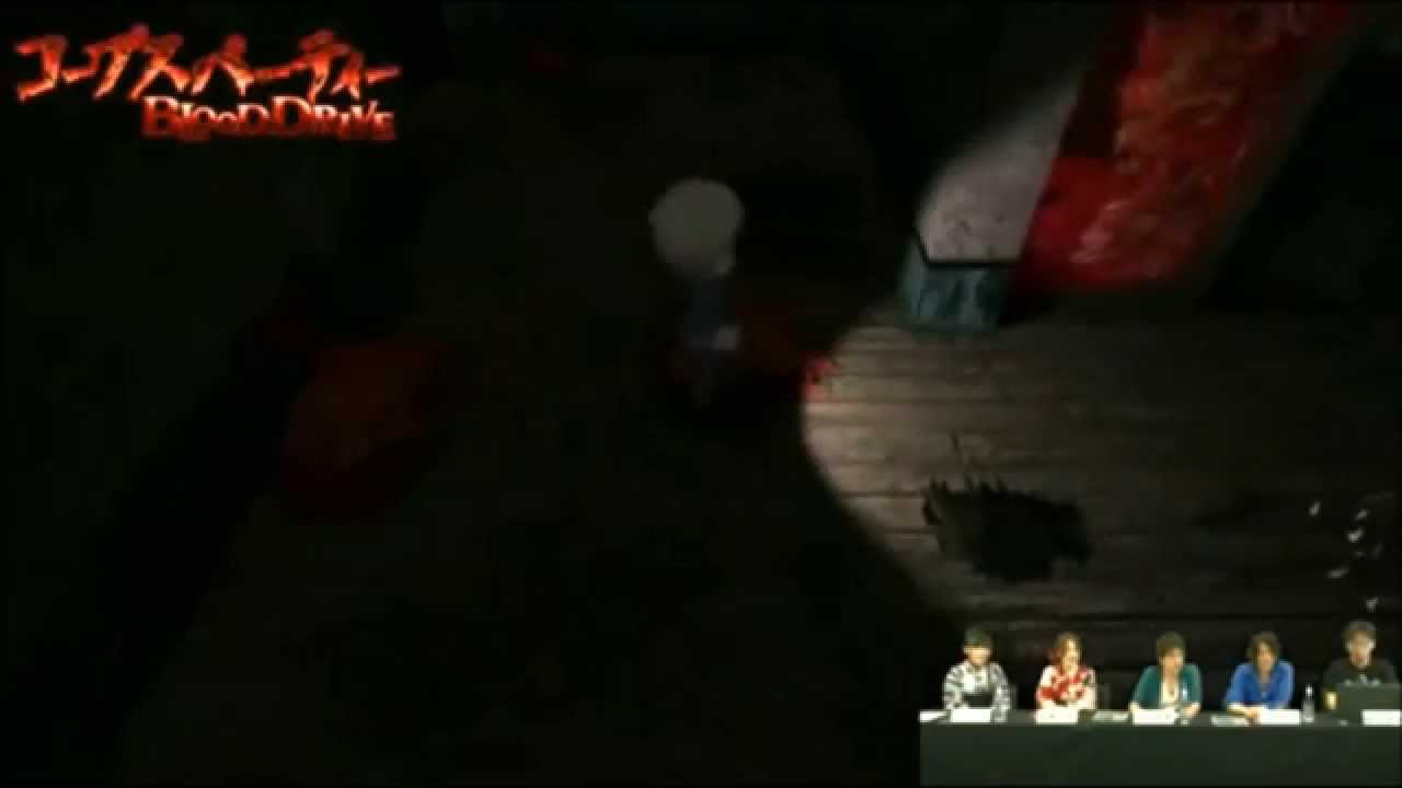 Corpse Party Blood Drive Inside Heavenly Host Gameplay Youtube