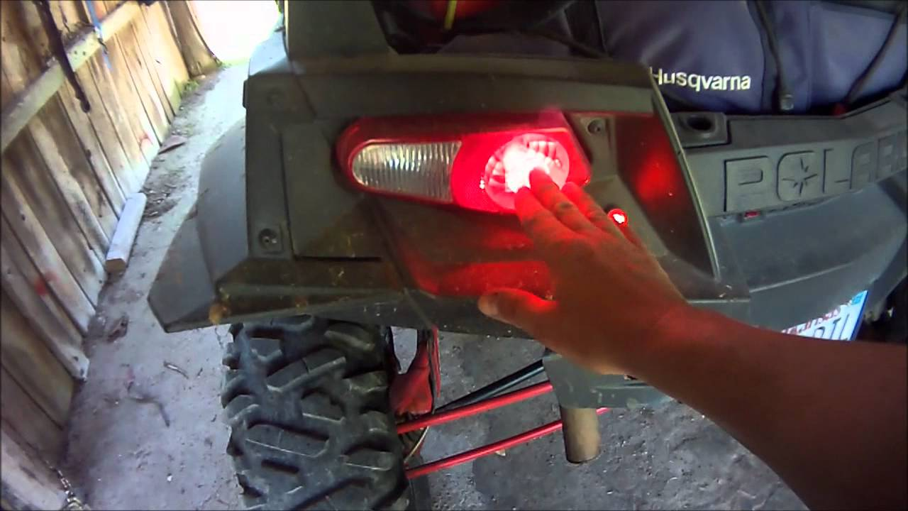 Street Legal Rzr Xp Side By Side Part 3 The Control Head