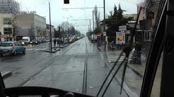 Tramway T6 de Châtillon Montrouge à Robert Wagner Part 1/2