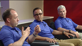 Future Space Station Crew Previews Upcoming Mission