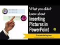 Create PowerPoint picture placeholder (SECRET POWERPOINT TECHNIQUE)