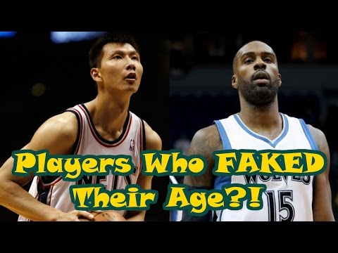 5 NBA Players Who LIED About Their Age?!