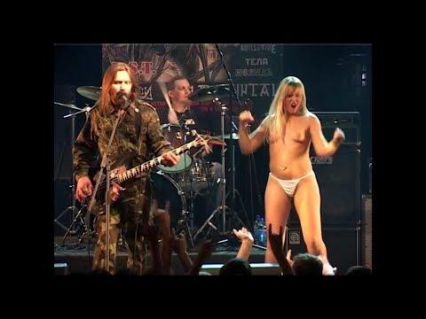 Коррозия Металла - Голая Марина (live In MSC 2005)