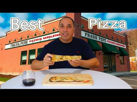 Best Pizza in America | Frank Pepe Pizzeria Napoletana
