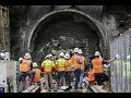 360 video - Monstrous tunnel-boring machine to rear its head in downtown L.A.
