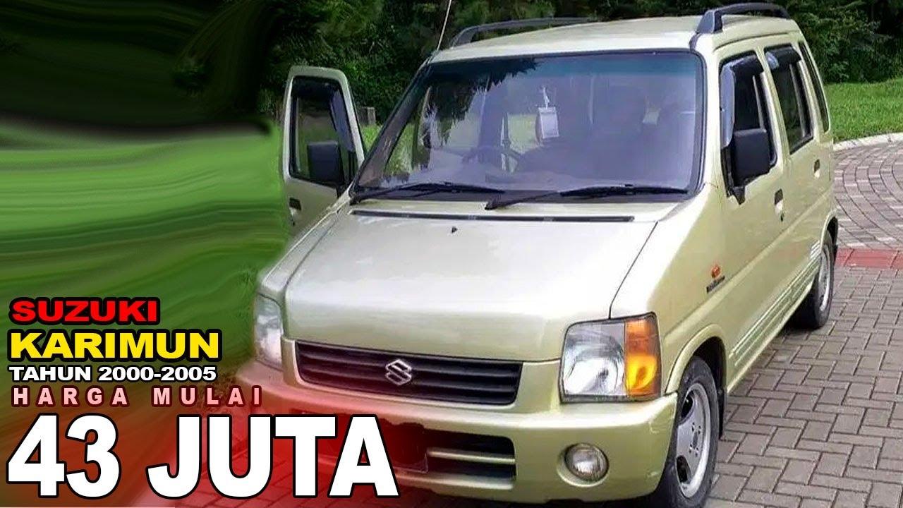Daftar Harga Mobil Bekas Suzuki Karimun Tahun 2000 2005 Update Juni 2020 Youtube