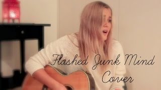 Flashed Junk Minds - Milky Chance (Cover by Lilly Ahlberg)