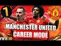 WILLIAN IS ON FIRE!!! + IBRAHIMOVIC REGEN!!! FIFA 18 MANCHESTER UNITED CAREER MODE #7