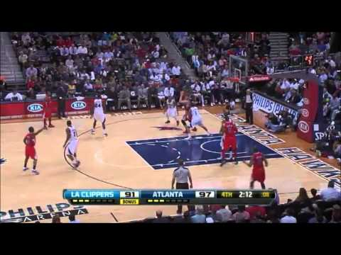 Jeff Teague Blocks