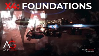 X4: Foundations - Highway to Hell - Huge Battle