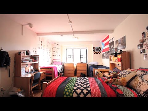 NYU Dorm Tour | Brittany Hall