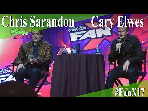 The Princess Bride  Cary Elwes & Chris Sarandon  Full PanelQ&A  X 2017