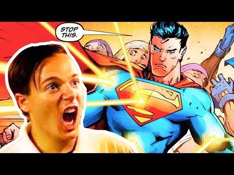 Racists FURIOUS At Superman